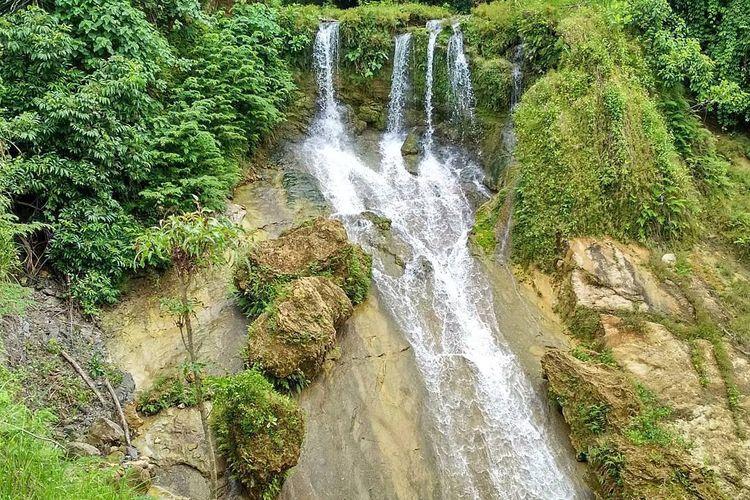 Air Terjun Wukiharjo di Tuban