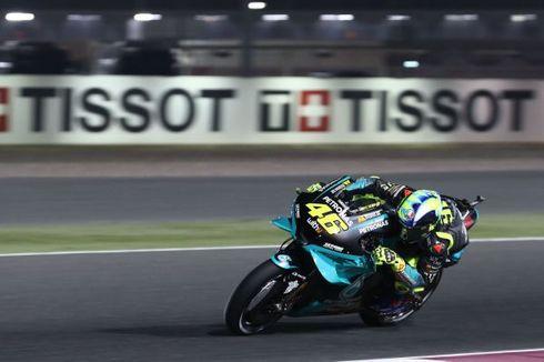 Rossi dan Morbidelli Melempem di Qatar, Bos Petronas Yamaha SRT Pasrah