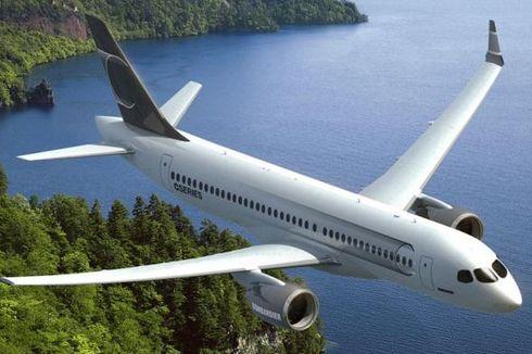 Lion Air Siap Borong 50 Pesawat Bombardier