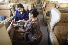 Libur Lebaran, Singapore Airlines Tambah Frekuensi Terbang