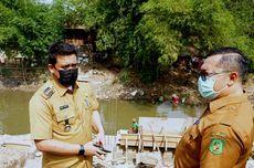 Tangani Banjir, Wali Kota Bobby Perintahkan Sungai Deli Harus Bersih dari Sampah