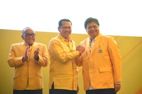 Pemilihan Ketua Umum Partai Golkar Tak Boleh Melenceng dari AD/ART