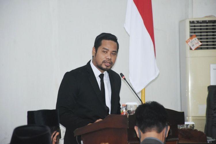 Wakil Bupati Lombok Utara, Dani Karter Febrianto (DKF) akan segera diperiksa sebagai tersangka kasus dugaan korupsi pembangunan penambahan ruang UGD dan ICU RSUD Lombok Utara.