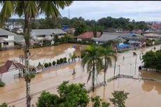 23 Kecamatan di Kapuas Hulu Kalbar Sudah 3 Hari Terendam Banjir