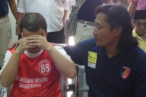 Terdakwa Pengeboman Mal Alam Sutera Dituntut 10 Tahun Penjara