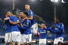 Hasil Everton Vs Southampton, The Toffees Kian Ancam Chelsea-Liverpool