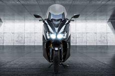 Yamaha Ajukan Paten Tmax Hybrid