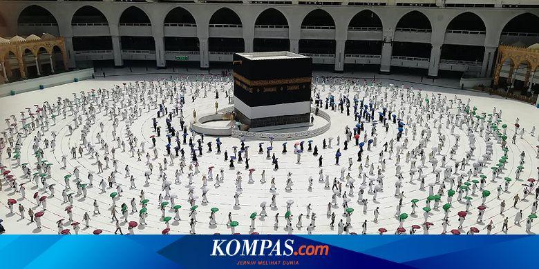 WHO Puji Arab Saudi Sukses Gelar Haji di Tengah Pandemi Corona