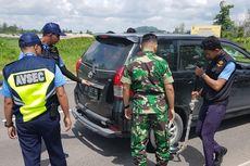 Antisipasi Teror, Kendaraan Masuk Bandara Depati Amir Diperiksa Ketat