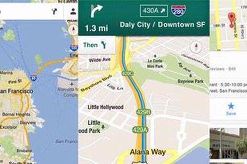 Adopsi iOS 6 Naik Bukan Karena Google Maps