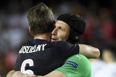 Kalah di Pengujung Karier, Petr Cech Tetap Bangga