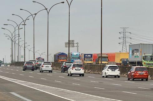 Alasan Mobil Tak Boleh Lama di Lajur Kanan Jalan Tol