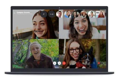 Background Video Skype Kini Bisa Diganti, Begini Caranya