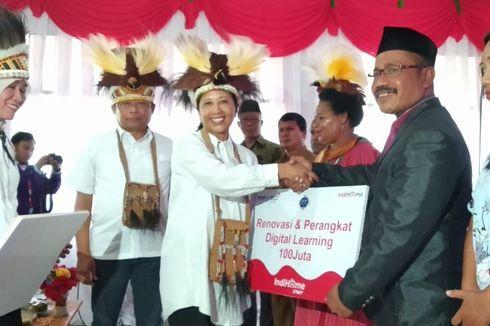 Tingkatkan Daya Saing SDM Papua, Telkom Luncurkan IDL di Timika