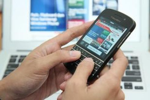 BBM Terganggu, BlackBerry Minta Maaf