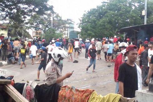 Polisi Masih Selidiki Penyebab Tawuran di Jalan Tambak