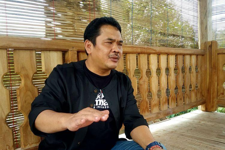 Ketua KTNA Jawa Timur Sumrambah, Sabtu (18/9/2021)