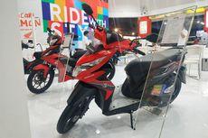 Penjualan Motor 2019 Ditargetkan Tembus 6,4 Juta Unit