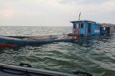 KM Aina Jaya Menabrak Beting di Perairan Belawan, 4 ABK Dievakuasi