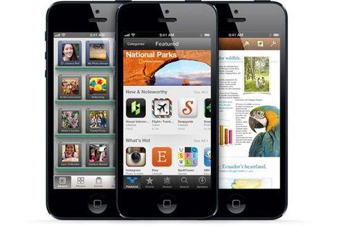 Apple Sedang Coba-coba Besarkan Layar iPhone