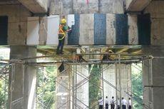 Jembatan Cisomang Bergeser, Jasa Marga Lakukan Penguatan Beton