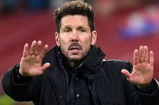 Atletico Madrid Vs Lokomotiv Moscow, Simeone Mewaspadai Kekuatan Lawan