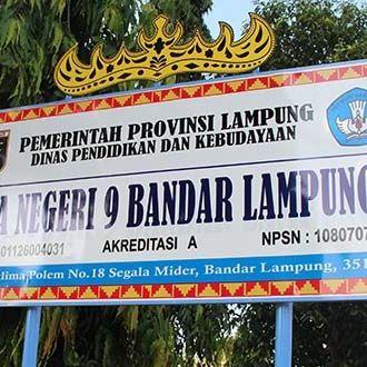 SMAN 9 BANDAR LAMPUNG