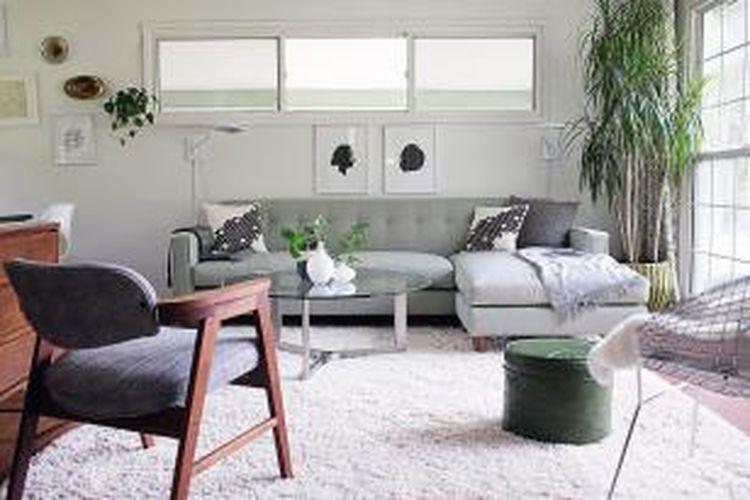 Dengan mengetahui kunci-kunci sederhana dalam mendekor ruang, apartemen baru bisa terasa nyaman dengan mudah dalam waktu singkat.