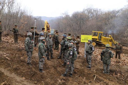 Korsel Mulai Persiapan Gali Kerangka Korban Perang Korea Tanpa Korut