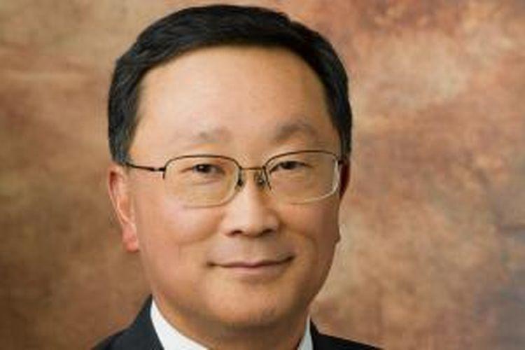 CEO BlackBerry, John Chen
