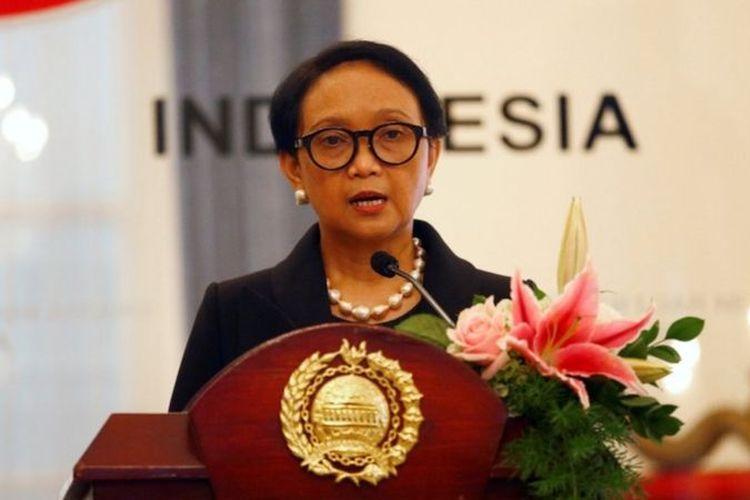 Menteri Retno Marsudi mengatakan kunjungan Menlu Pompeo mencerminkan komitmen kuat Indonesia untuk membangun kemitraan dengan AS.