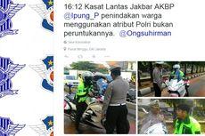 Pengendara Moge Beratribut Polisi Jadi Tersangka, Terancam Denda Rp 4.500