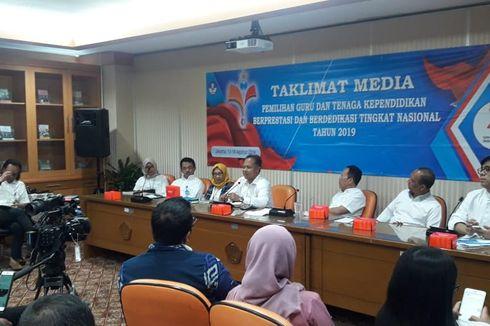 Dituntut Inovatif dan Kreatif, 694 Guru Ikuti Pemilihan GTK Berprestasi 2019