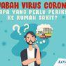 SERIAL INFOGRAFIK VIRUS CORONA: Siapa yang Perlu Periksa ke RS?