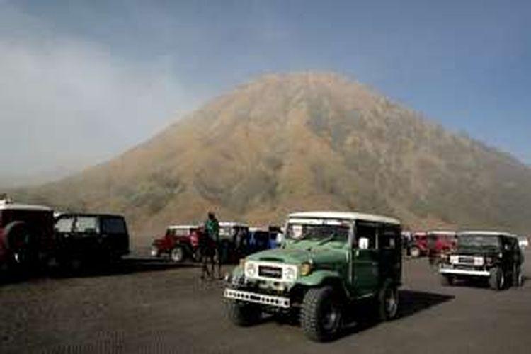 Suasana di Gunung Bromo Tengger