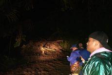 Hujan Deras Picu Tebing Longsor, Jalan Penghubung Cianjur–Bandung Putus