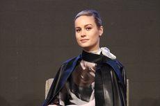 Makanan dan Sisir Rambut Bantu Brie Larson Lepas dari Captain Marvel
