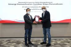 Telkom Kerja Sama dengan PIHC Perkuat Digitalisasi Pupuk Bersubsidi