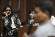 KPK Sita Aset Rumah Mantan Bupati Kukar Rita Widyasari di Samarinda
