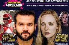 Indonesia Comic Con 2019 Dimulai Hari Ini, Cek Jadwalnya Yuk!