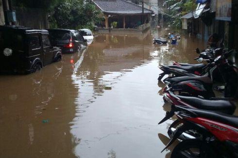 193 RT di Jakarta Terendam Banjir