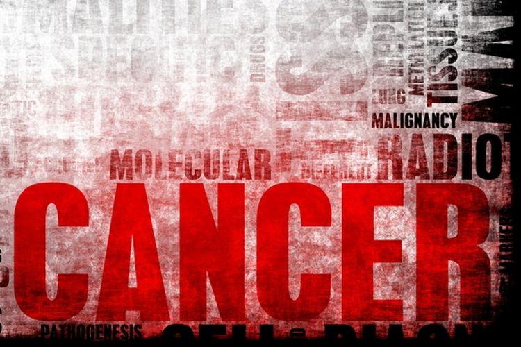 Ilustrasi kanker. Penyebab kanker tidak hanya karena adanya faktor genetik, tetapi beberapa zat makanan juga dapat menjadi pemicu penyakit kanker.