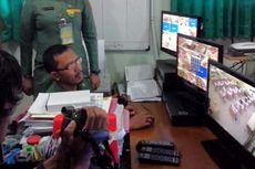 Ujian Diawasi CCTV, Siswa SMA Masih Lirak-lirik