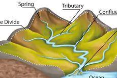 Pengertian Daerah Aliran Sungai (DAS) dan Bentuknya