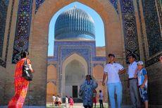 Mengapa Nama Negara Asia Tengah Banyak Berakhiran