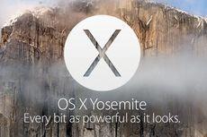 OS X Yosemite Sudah Bisa Diunduh Gratis
