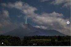 Viral Foto Meteor Jatuh di Puncak Gunung Merapi, Apa Itu Meteor dan Hujan Meteor?