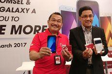 Telkomsel Paketkan Trio Galaxy A Versi 2017 dengan Internet 14 GB