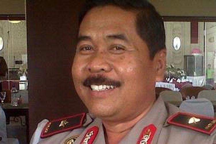 Kapaolda Sultra, Brigjen Pol. Ngadino menegaskan tembakan peringatan kepada pelaku pengancaman dan penggeroyokan anggota polisi di Kabupaten Muna sesuai prosedur tetap