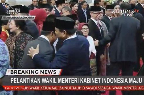 Sekretaris F-Gerindra Sebut Wamenhan Trenggono Akan Jadi Beban Prabowo